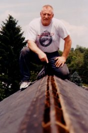 Ridge Vents Install Easily With Thor Roofing And Hand Tools
