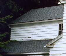Install roof vents and soffit vents on shed roof, too