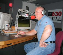 Ron in D.C. at WMAL